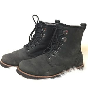 UGGS Leather Waterproof Boots